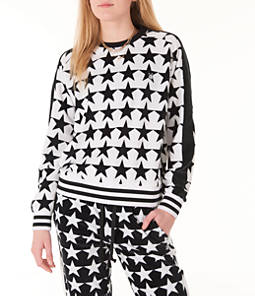 Women's Converse x Miley Cyrus Star Crew Sweatshirt