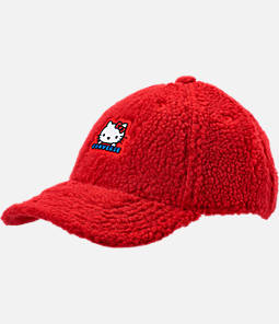 Converse x Hello Kitty Sherpa Baseball Hat