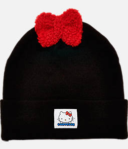 Converse X Hello Kitty Pom Beanie Hat