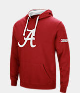 Men's Stadium Alabama Crimson Tide College Big Logo Hoodie