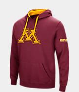 Men's Stadium Minnesota Golden Gophers College Big Logo Hoodie