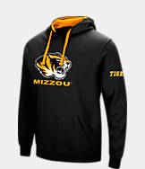 Men's Stadium Missouri Tigers College Big Logo Hoodie
