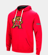 Men's Stadium Maryland Terrapins College Big Logo Hoodie