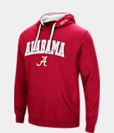 Men's Stadium Alabama Crimson Tide College Arch Hoodie