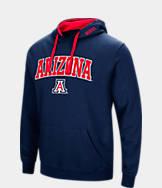 Men's Stadium Arizona Wildcats College Arch Hoodie