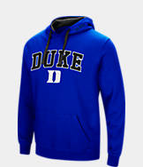 Men's Stadium Duke Blue Devils College Arch Hoodie