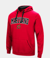 Men's Stadium Maryland Terrapins College Arch Hoodie