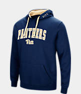 Men's Stadium Pitt Panthers College Arch Hoodie