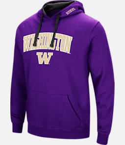 Men's Stadium Washington Redskins College Arch Hoodie