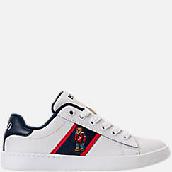 Boys' Little Kids' Polo Ralph Lauren Quilton Bear Casual Shoes