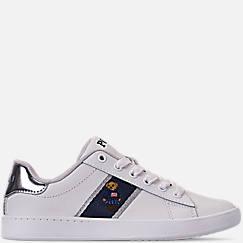 Girls' Little Kids' Polo Ralph Lauren Quilton Bear Casual Shoes