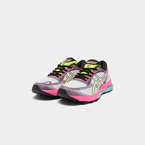 brand quality retro 2019 professional Women's Asics GEL-Nimbus 21 Optimism Running Shoes