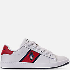 Little Kids' Polo Ralph Lauren Quilton Bear Casual Shoes