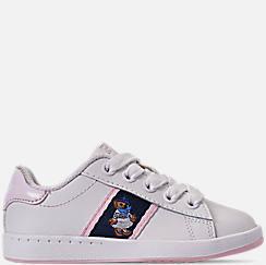 Kids' Toddler Polo Ralph Lauren Quilton Bear Casual Shoes