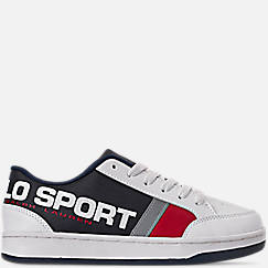 Boys' Big Kids' Polo Ralph Lauren Belden Polo Sport Casual Shoes
