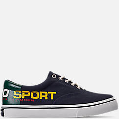 Boys' Big Kids' Polo Ralph Lauren Thornton II Polo Sport Casual Shoes