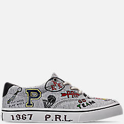 Boys' Little Kids' Polo Ralph Lauren Thornton II Casual Shoes