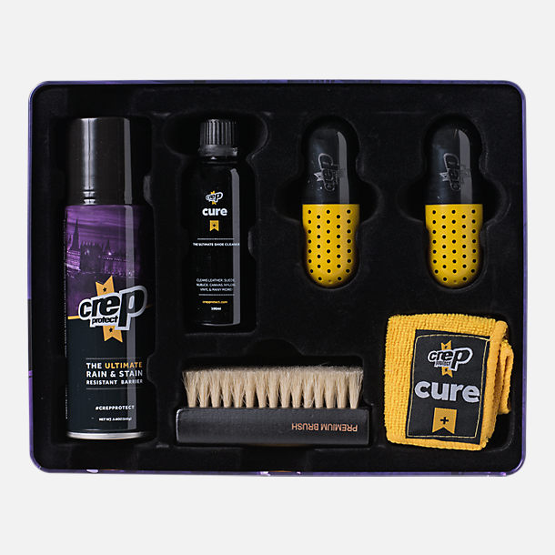 Front view of Crep Protect Ultimate Shoe Care Pack