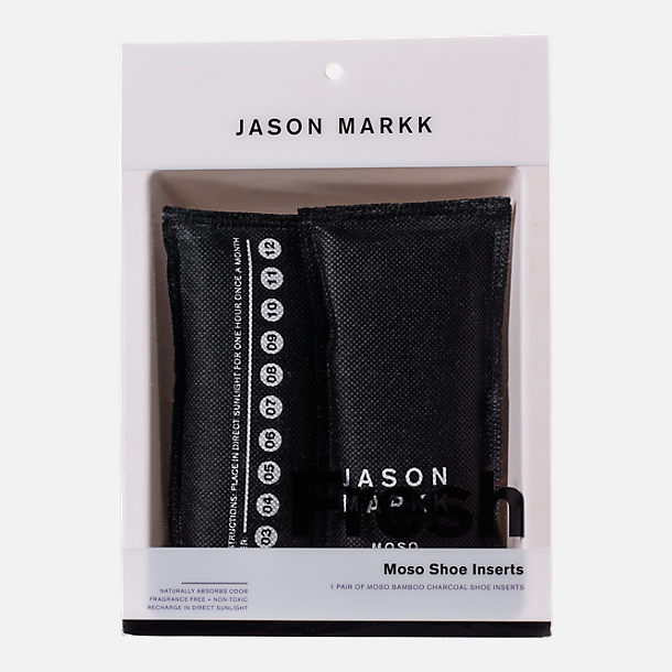 Back view of Jason Markk Moso Freshener Shoe Insert in None