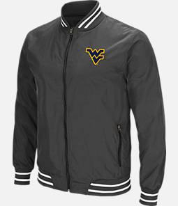 Men's Stadium West Virginia Mountaineers College Blade Full-Zip Jacket