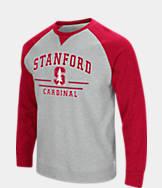 Men's Stadium Stanford Cardinal College Turf Fleece Crew Sweatshirt