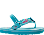 Girls' Toddler Teva Mush II Flip-Flop Athletic Sandals