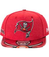 New Era Tampa Bay Buccaneers NFL 9FIFTY 2017 Draft Snapback Hat