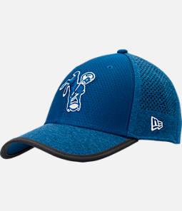 New Era Indianapolis Colts NFL Training Mesh 39THIRTY Flex Hat