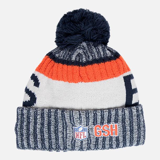 6fbba384 New Era Chicago Bears NFL Sideline Knit Hat | Finish Line