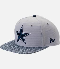 New Era Dallas Cowboys NFL Sideline 9FIFTY Snapback Hat