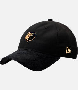 New Era Memphis Grizzlies NBA 2017 Draft Official On Court Collection 9TWENTY Adjustable Hat