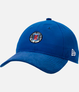 New Era Los Angeles Clippers NBA 2017 Draft Official On Court Collection 9TWENTY Adjustable Hat