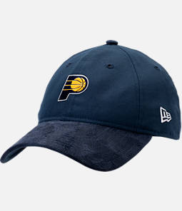 New Era Indiana Pacers NBA 2017 Draft Official On Court Collection 9TWENTY Adjustable Hat