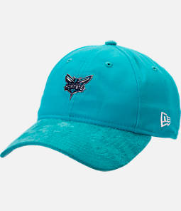 New Era Charlotte Hornets NBA 2017 Draft Official On Court Collection 9TWENTY Adjustable Hat