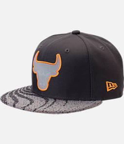 New Era Chicago Bulls NBA Boost Redux 9FIFTY Snapback Hat