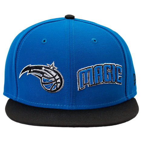 ORLANDO MAGIC NBA Y2K DOUBLE WHAMMY 9FIFTY SNAPBACK HAT, BLUE