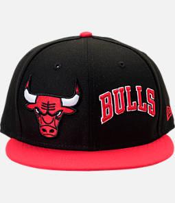 New Era Chicago Bulls NBA Y2K Double Whammy 9FIFTY Snapback Hat