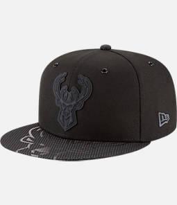 New Era Milwaukee Bucks NBA All-Star Series Snapback Hat