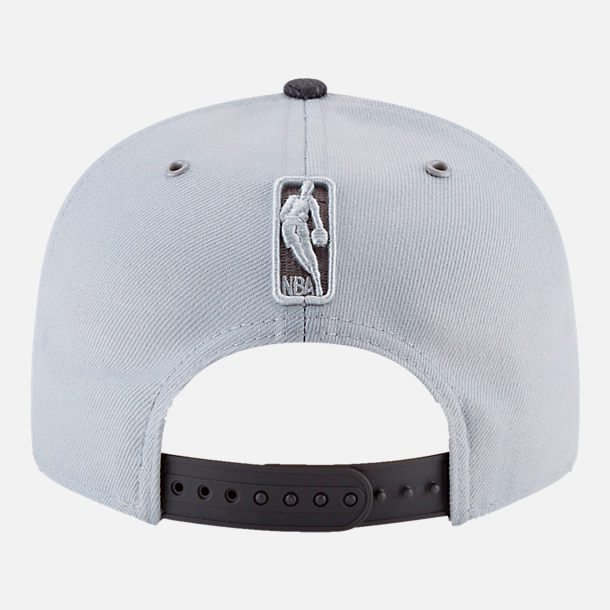 Alternate view of New Era Golden State Warriors NBA All-Star Series Snapback Hat in Grey