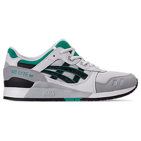 reputable site 47a7f cca59 Men's Onitsuka Tiger Gel-Lyte Iii Casual Shoes, White - Size 10.5