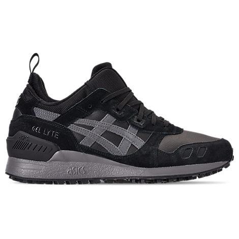 asics mens gellyte mt casual shoes black  shop your