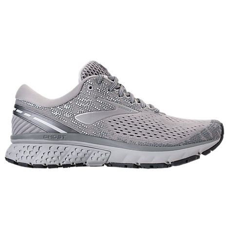 Brooks WOMEN'S GHOST 11 RUNNING SHOES, GREY