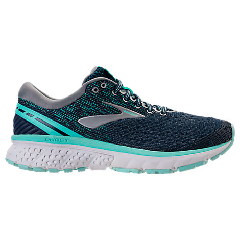 BROOKS Women'S Ghost 11 Running Shoes, Blue