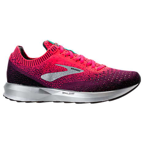 BROOKS Women'S Levitate 2 Running Shoes, Pink