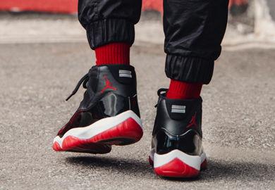 An Icon Returns, the Air Jordan 11 Retro 'Bred'
