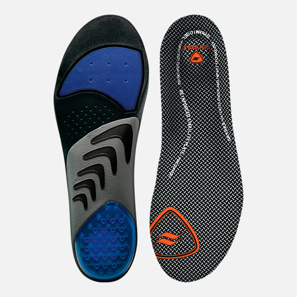 Front view of Sof Sole Airr Orthotic Insole in M 11-12.5