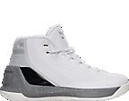 Boys' Grade School Under Armour Curry 3 Basketball Shoes