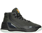 Boys' Preschool Under Armour Curry 3 Basketball Shoes