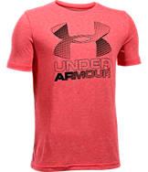 Boys' Under Armour Hybrid Big Logo T-Shirt
