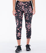 Women's Under Armour Studio Mirror Printed Crop Training Capris